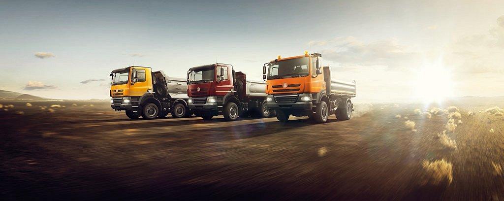 Tatra 3X nákladní auto