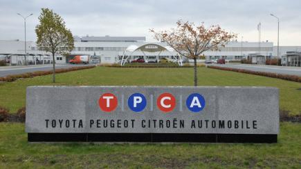 TPCA logo brána