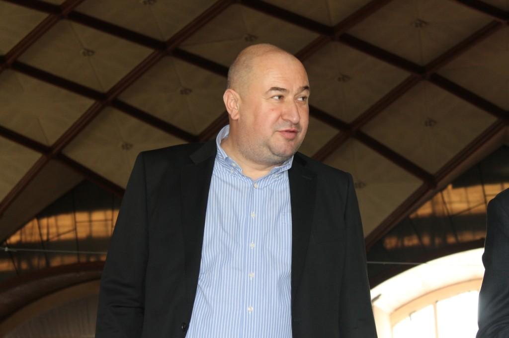 S nápadem pořádat v Praze Autoshow přišel před třemi lety Petr Ehrlich. Na tiskovce hovořil o letošní účasti vystavovatelů v ekologické sekci.