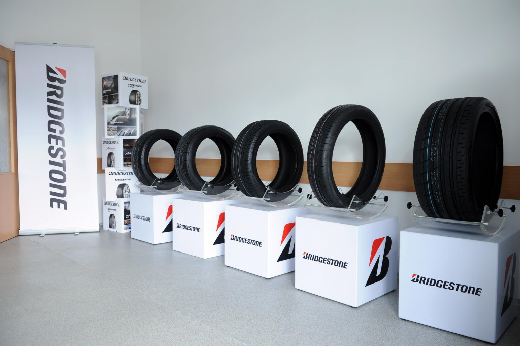 Bridgestone Most pneu