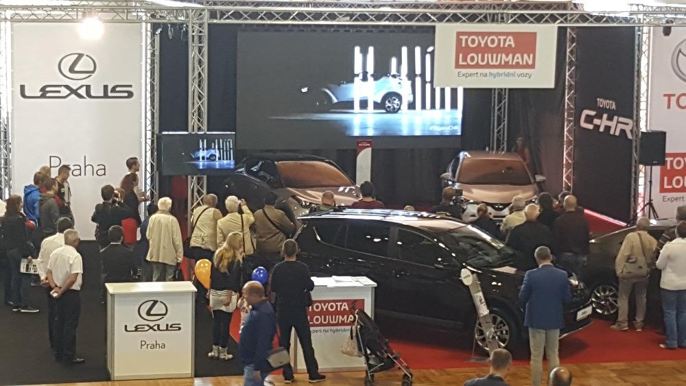 Autoshow Toyota