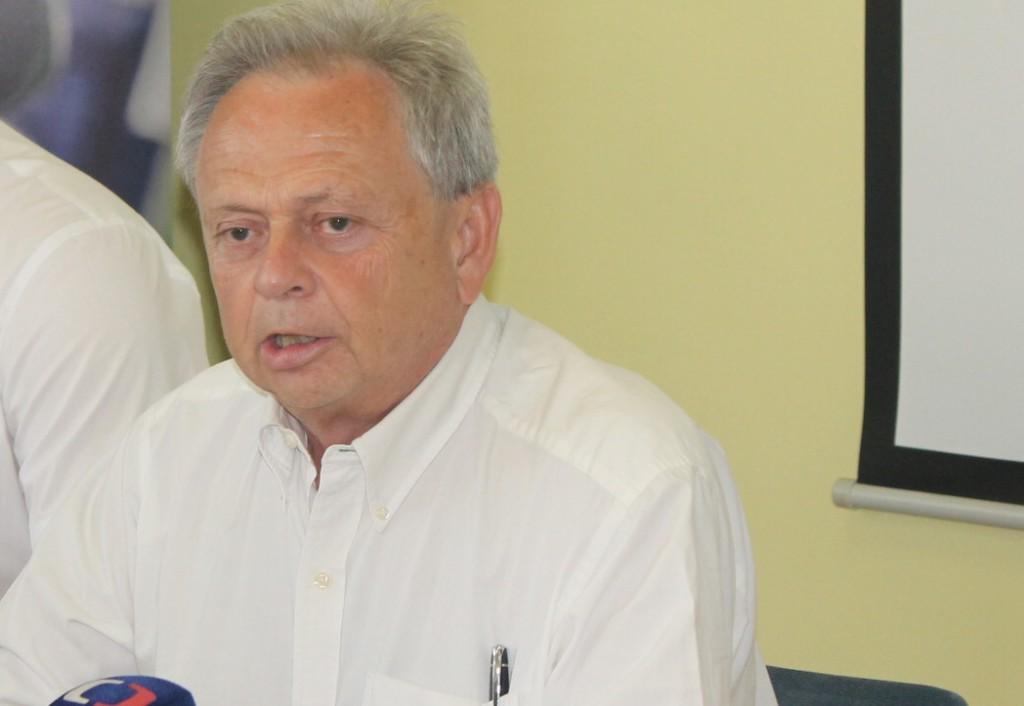 JUDr. Oldřich Vaníček, prezident Ústředního automotoklubu ČR