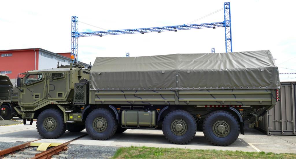 Tatra armáda čtyřkolová
