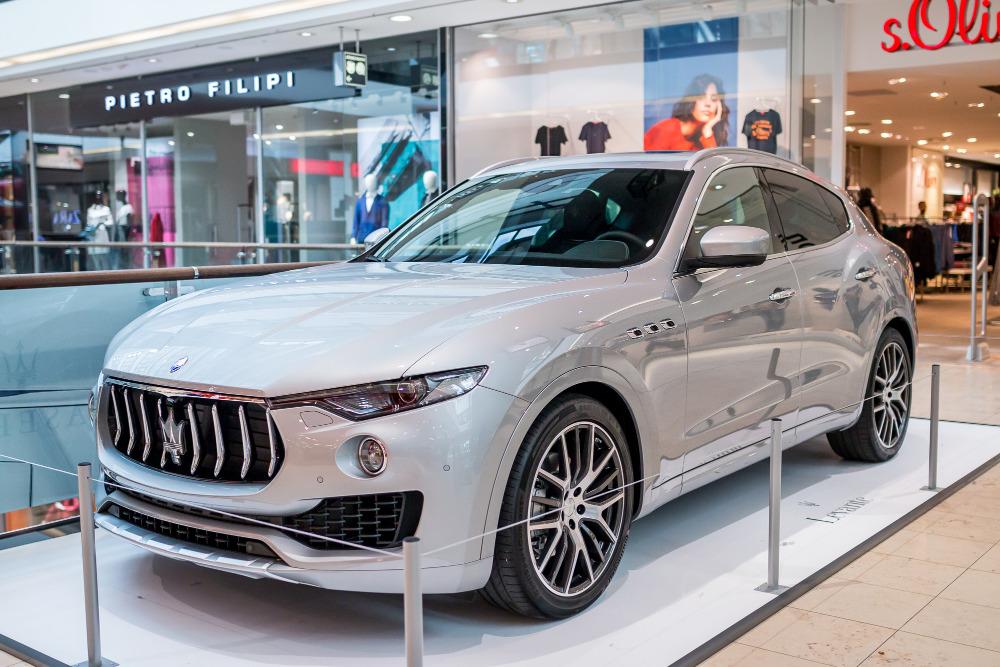 Maserati Arkády vsýatav web