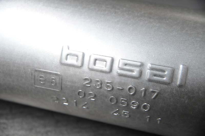 Bosalo kód