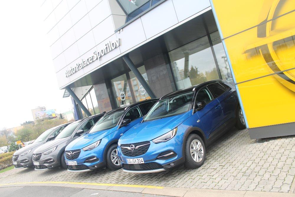Opel Grandland Auto Palace