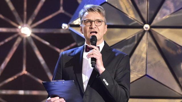 Jednu z cen předával režisér Jan Svěrák