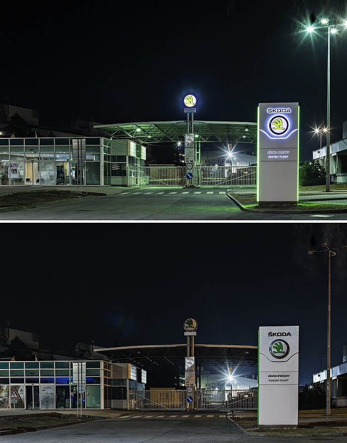 ŠKODA AUTO takes part in Earth Hour