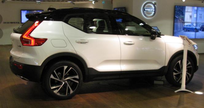 Skla pro SUV Volvo XC40 dodává chudeřická AGC Automotive