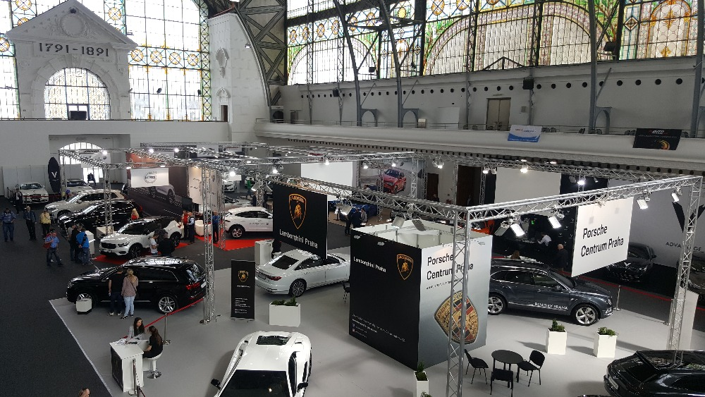 Autoshow 2018 střed