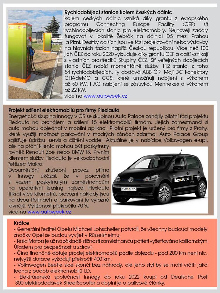 Autoweek elektromobilita 2018